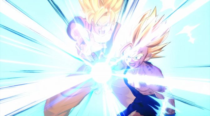 """Here is your first look at Dragon Ball Z: Kakarot from its Gamescom 2019 """"Cell Saga"""" demo"""