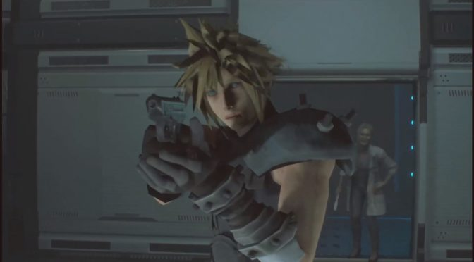 You can now play as Cloud Strife from Final Fantasy 7 in Resident Evil 2 Remake