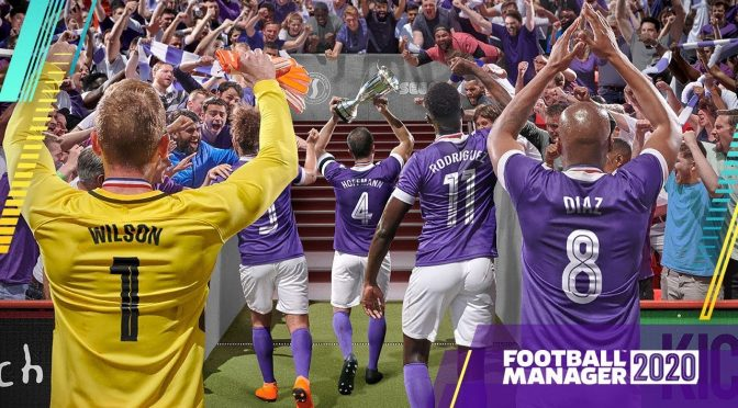Over one million PC gamers have acquired their free copy of Football Manager 2020