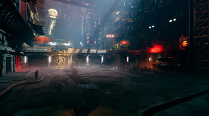 Here are 6 minutes of new gameplay footage from the first-person cyberpunk game, Ghostrunner