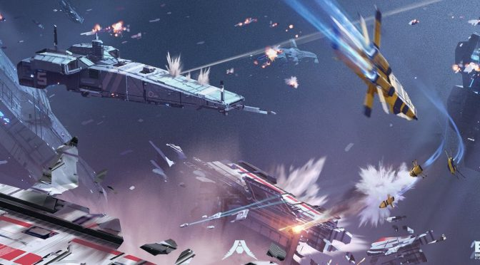 Gearbox officially announces Homeworld 3, releases debut trailer