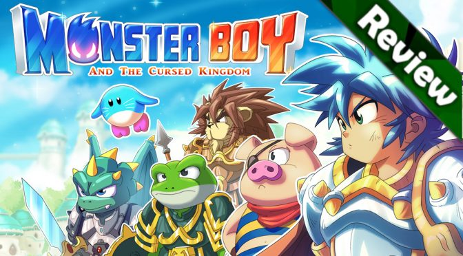 Monster Boy and the Cursed Kingdom1