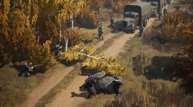 Real-time squad-based strategy game, Partisans 1941, to be playable at Gamescom 2019