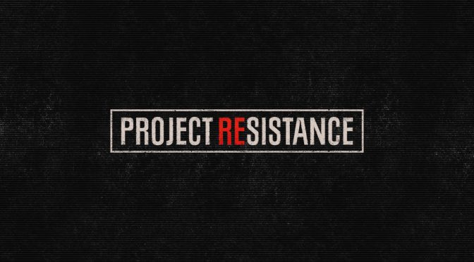 First official teaser trailer released for the Resident Evil team-based spin off, Project Resistance