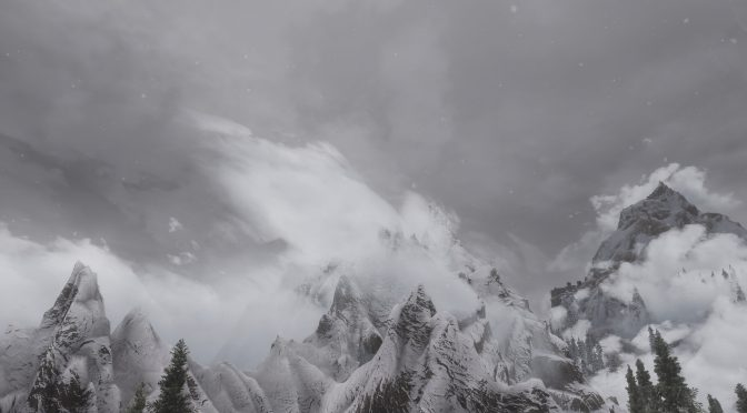 New 8K textures are now available for The Elder Scrolls V: Skyrim