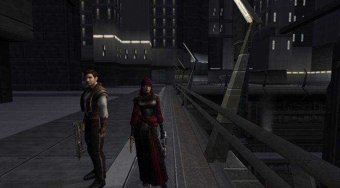 Star Wars KOTOR 2 gets a 2.7GB AI-enhanced HD Texture Pack, improving over 600 world textures
