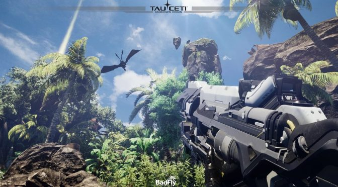 Story trailer leaked for the action co-op sci-fi first-person shooter, TauCeti Unknown Origin [UPDATE]