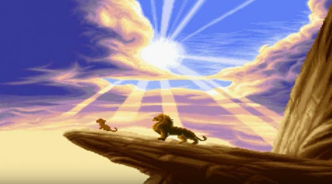 The Lion King and Aladdin HD Remasters announced, coming out in October 2019 [UPDATE]
