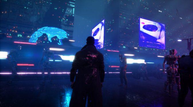 "New video for ""Blade Runner meets PREY 2"" cyberpunk game, Vigilance, shows new gameplay mechanics"
