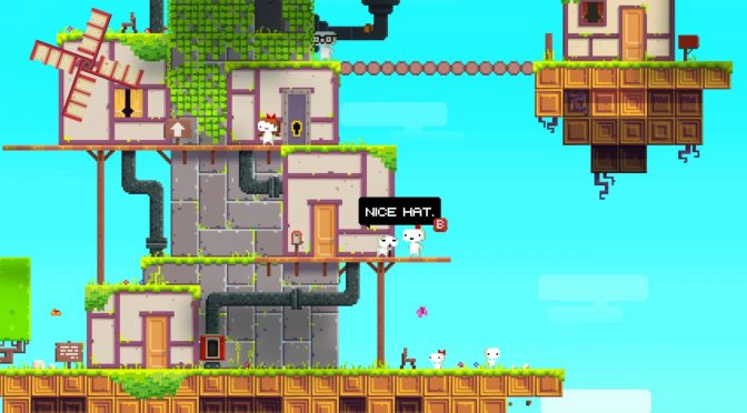 Fez is this week's free game on the Epic Store, Celeste and Inside will be free on August 29