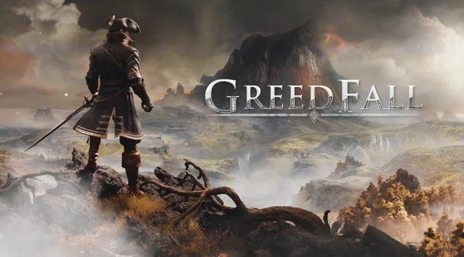 GreedFall Launch Trailer
