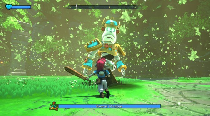 Open-world Zelda-inspired action adventure game, A Knight's Quest, releases on October 10th