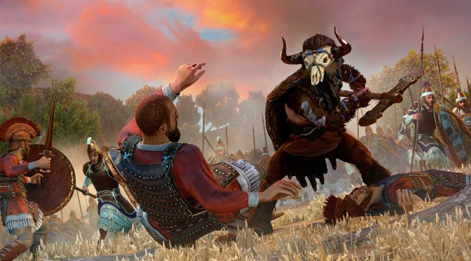 You can now get the new Total War game, A Total War Saga: TROY, for free on Epic Games Store