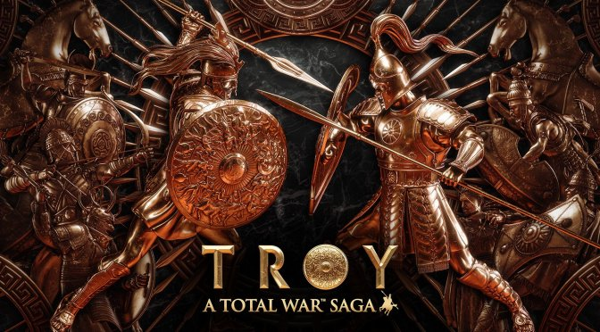A Total War Saga: TROY has been officially announced, coming to the PC in 2020, first details