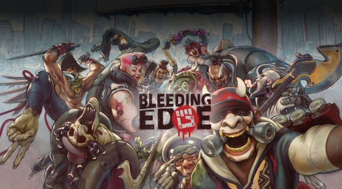 Bleeding Edge Closed Beta details and new gameplay footage