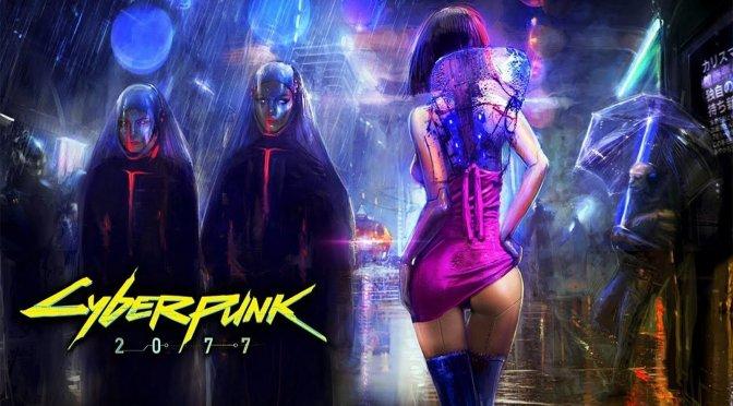 cyberpunk 2077 header sexy
