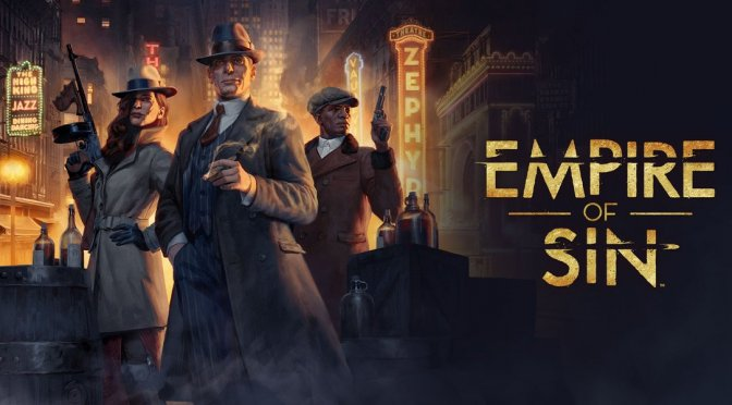 New details & gameplay for the forthcoming Empire of Sin