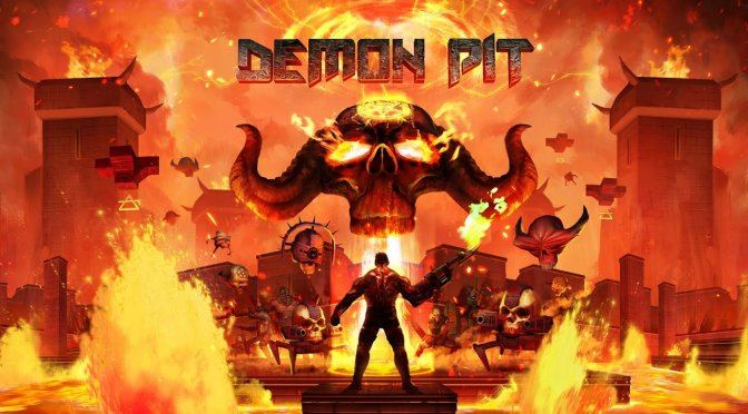 Demon Pit demo is now available for download on Steam