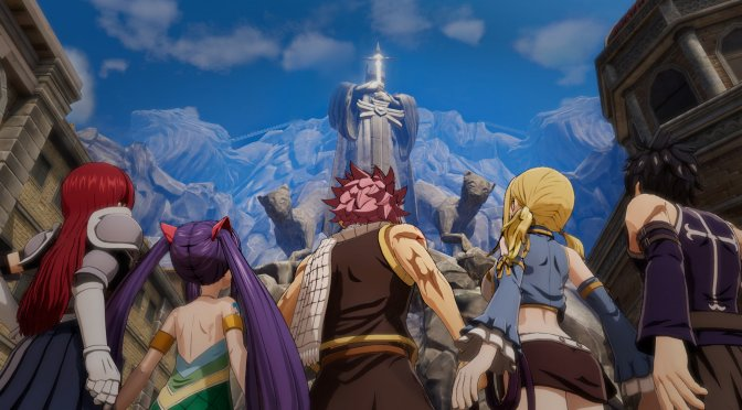 New FAIRY TAIL trailer highlights its characters and features