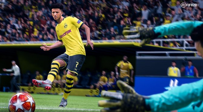 FIFA 20 Update 8 is now available, brings gameplay and visual tweaks, full patch notes