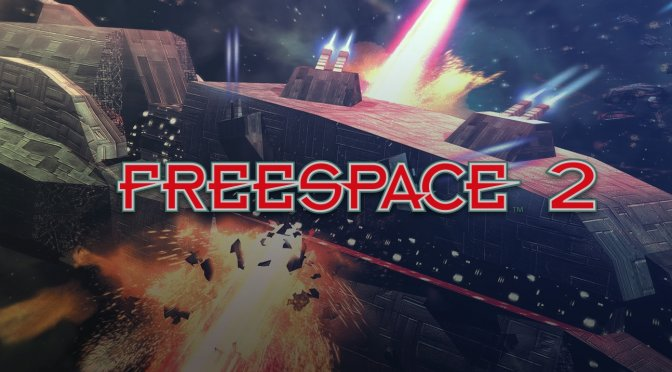Freespace 2 is now available for free on GOG