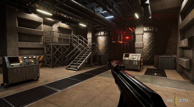 Here are some gorgeous new screenshots from the Goldeneye 64 fan remake in Unreal Engine 4