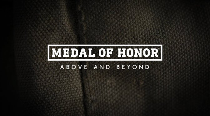 Medal of Honor: Above and Beyond is a new VR game for Oculus Rift, releases in Summer 2020