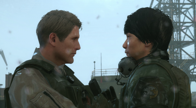 You can now play as Mads Mikkelsen's character, Cliff, from Death Stranding in Metal Gear Solid 5