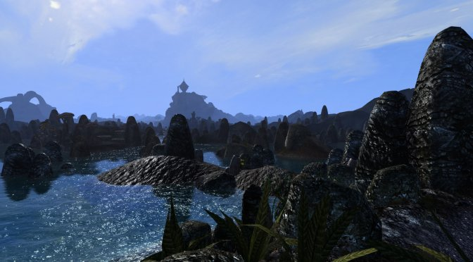 The Elder Scrolls III: Morrowind gets a 2GB mod that adds normal maps to all exterior environments
