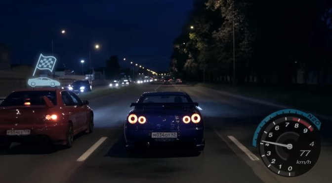 This real life Need for Speed video looks absolutely incredible