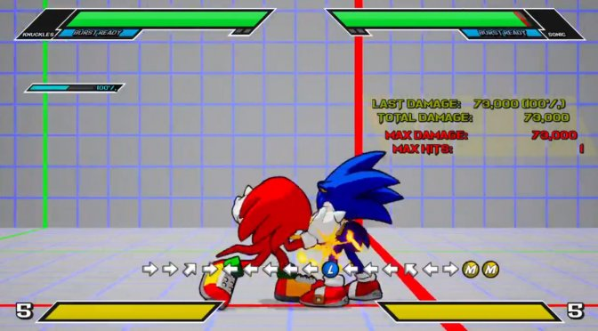 Sonic Smackdown is a fan Sonic fighting game that is heavily inspired by Marvel vs Capcom 3