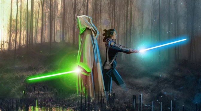 These incredible Star Wars mods for Blade & Sorcery let you become a Jedi or Sith in VR