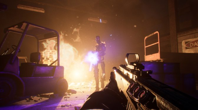 Terminator: Resistance supports mods and the first one is already available for download