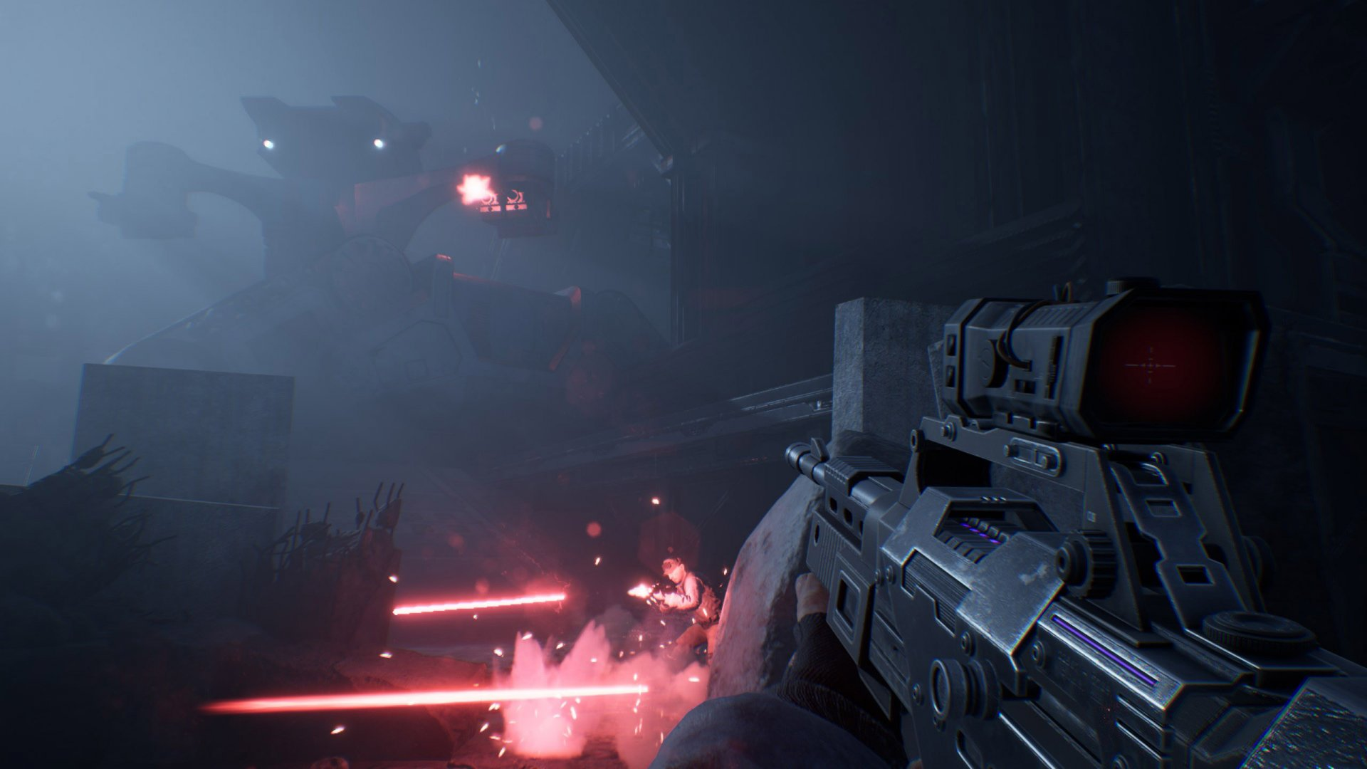 Terminator Resistance is a new official Terminator FPS, first details and screenshots