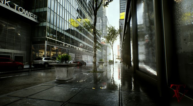 The Vision is a third-person open-world game that has been in development for 4 years by a single person
