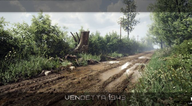 Vendetta 1943 is a new first-person WW2 game, gets debut gameplay trailer and screenshots