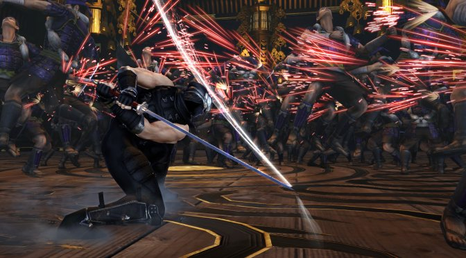 Ryu Hayabusa, Achilles, and Hades join the roster of WARRIORS OROCHI 4 Ultimate