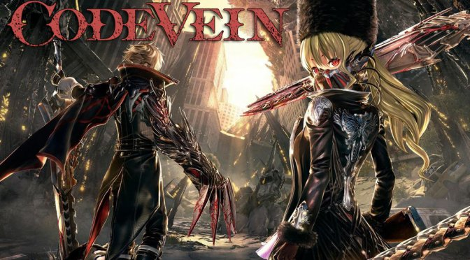 CODE VEIN header screenshot