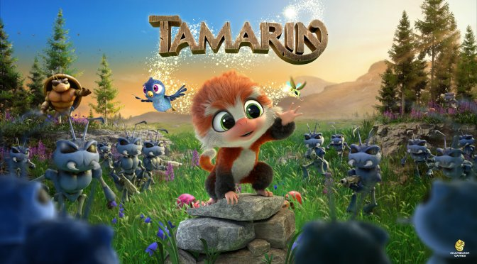 3D action-adventure platformer, Tamarin, is now available on the PC