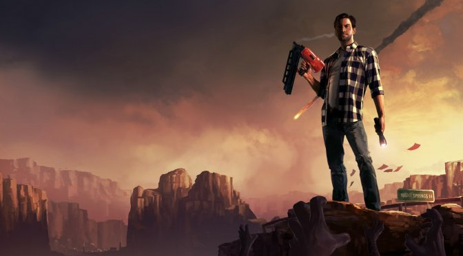 Observer and Alan Wake American Nightmare are available for free on Epic Games Store