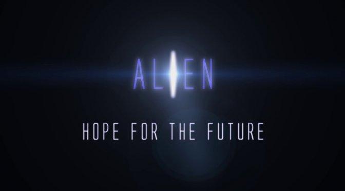 Alien Hope for the Future logo