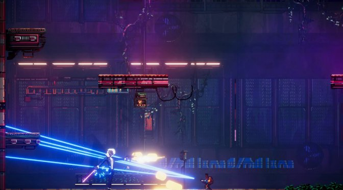 DSOGaming Giveaway – Win Three Keys for the 2D synth-punk roguelike action shooter, Black Future '88 [UPDATE: Winners]