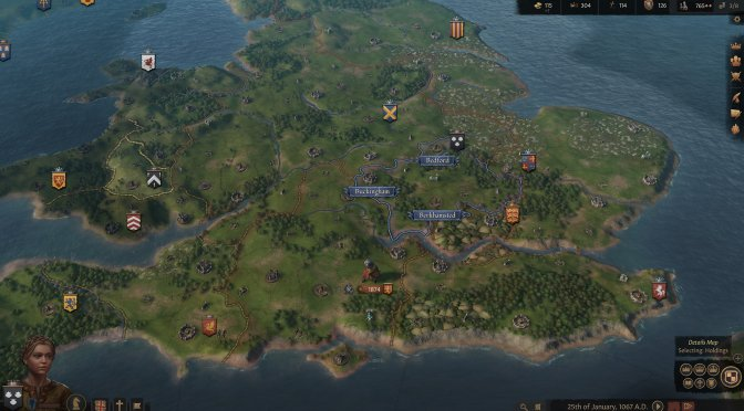 Crusader Kings 3 has been officially announced and detailed, coming to the PC in 2020