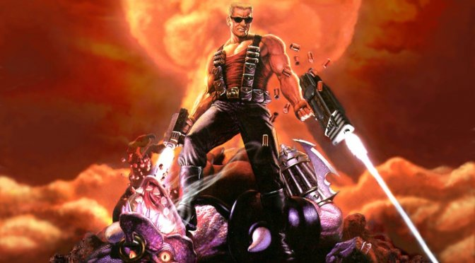Duke Nukem 3D Total Conversion Mod for Doom Version 1.06 Released