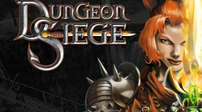 Dungeon Siege receives a 887MB High Resolution ESRGAN Texture Pack, improving 500 textures