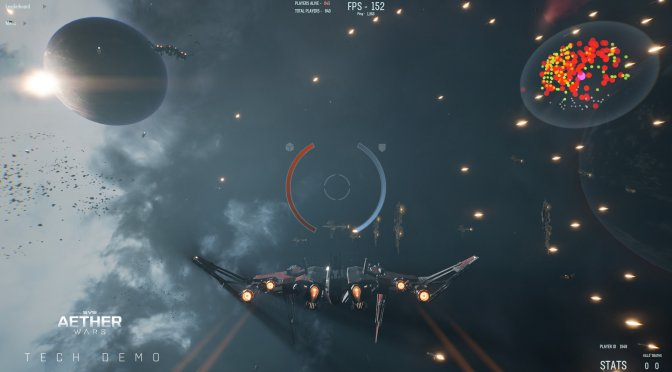 CCP Games will showcase a new tech demo for EVE Aether Wars on November 23rd