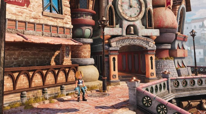 Here is what a faithful remake of Final Fantasy 9 could look like in Unity Engine
