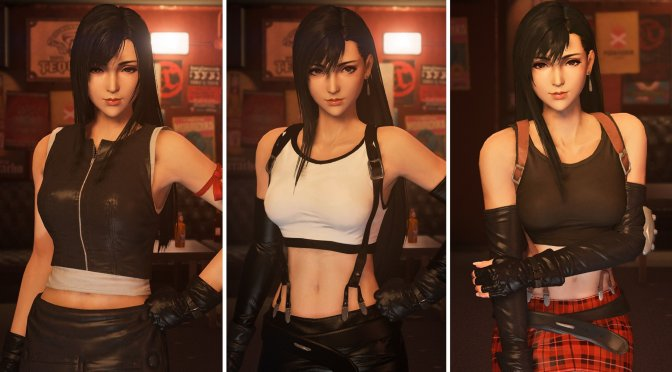 You can now play as Final Fantasy 7's Tifa Lockhart, COD's Captain Price & Batman in Grand Theft Auto 5