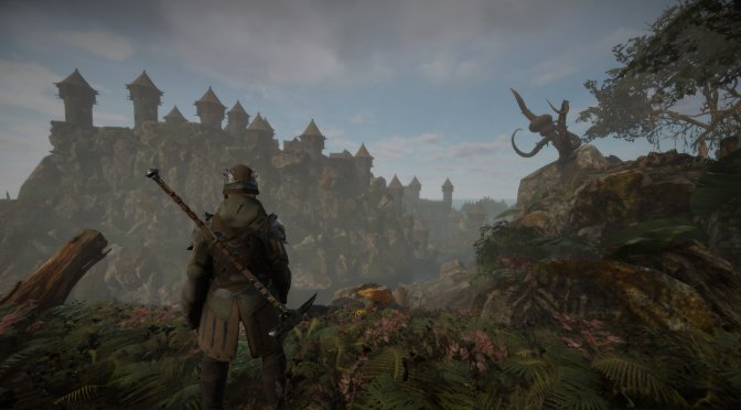 Isles of Adalar is an open world single player/co-op fantasy RPG, gets debut gameplay trailer