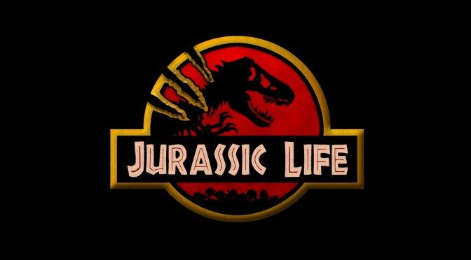 Jurassic Life logo